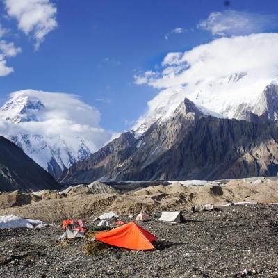 8000er Trekking im Karakorum