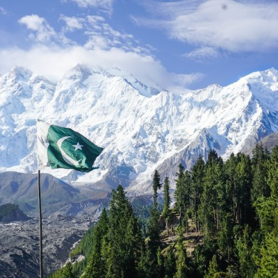 Vom K2 zum Nanga Parbat