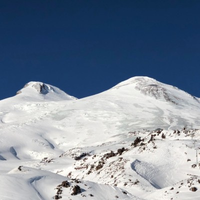 Double Dip am Elbrus
