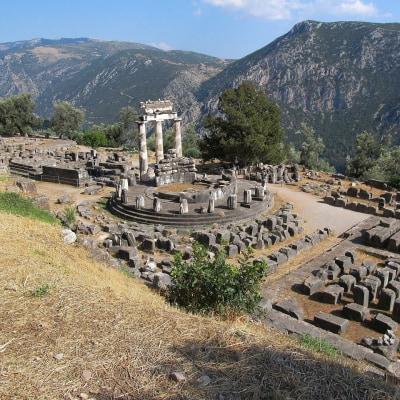 Griechenland Selbstfahrerreise