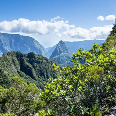 Wandern und Baden auf La Réunion