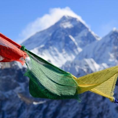 Everest Trek, Renjo La - Gokyo