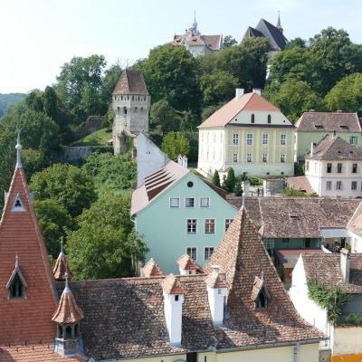 Berge, Donau und Meer Selbstfahrerreise