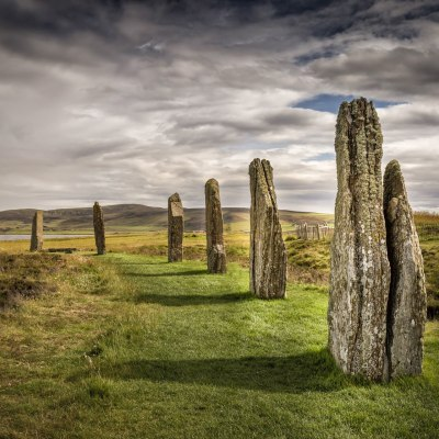 Selbstfahrer Orkney und Highlands