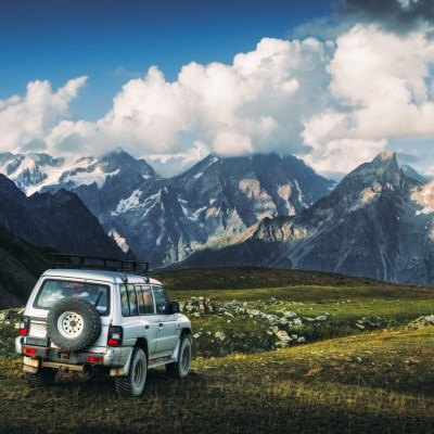 Selbstfahrerreise Georgien