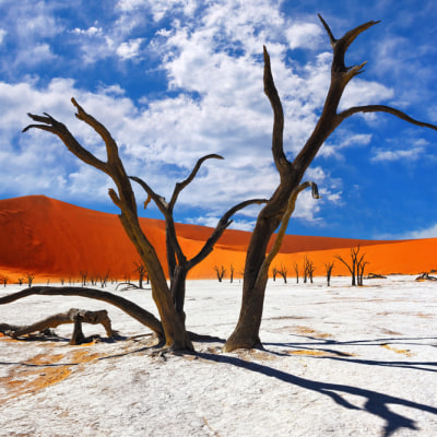 Namibias Nationalparks und Völker