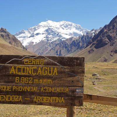 Aconcagua Expedition 6.961 m