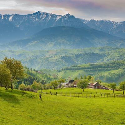 Wanderurlaub Rumänien
