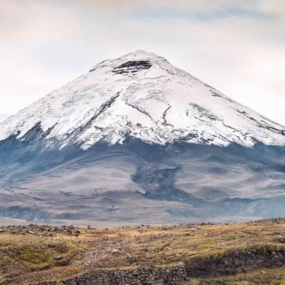 Gipfeltrekking in Ecuador
