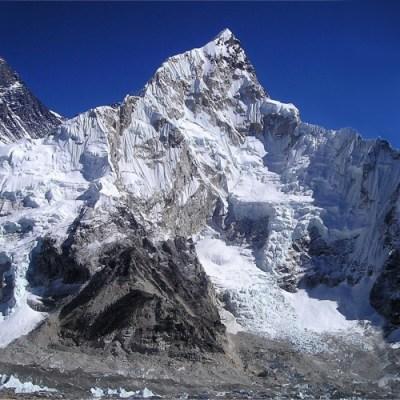 Everest Panorama Rundflug