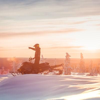 Finnisch Lappland entdecken