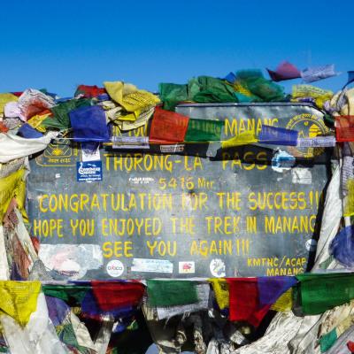 Annapurna Umrundung, Nepal