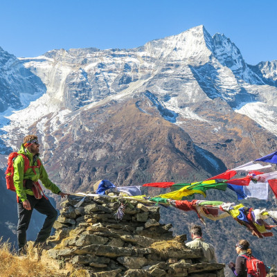 Trekking zum Everest Basislager