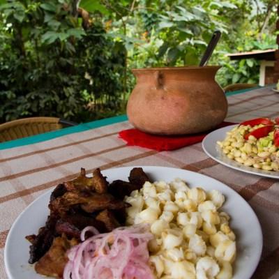 Gastronomie Reise Peru