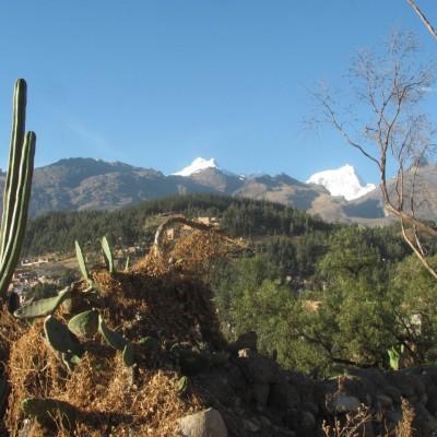 Santa Cruz - Llanganuco-Trek mit Aufstieg auf Gipfel des Pisco