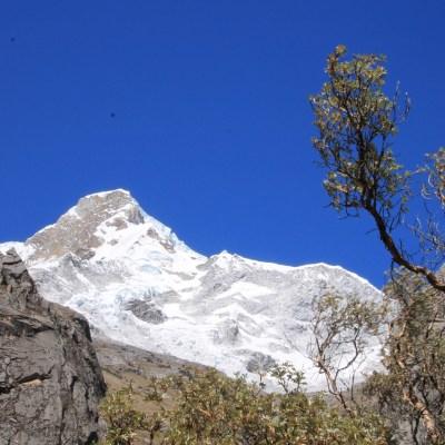 Trekking Huaraz 4 Tage