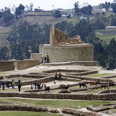 Archäologische Reise Ecuador