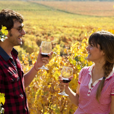 Mietwagenrundreise Wein und Genuss