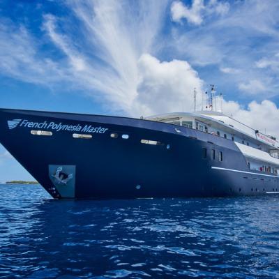 RCF M/V French Polynesia Master Vollcharter 2021