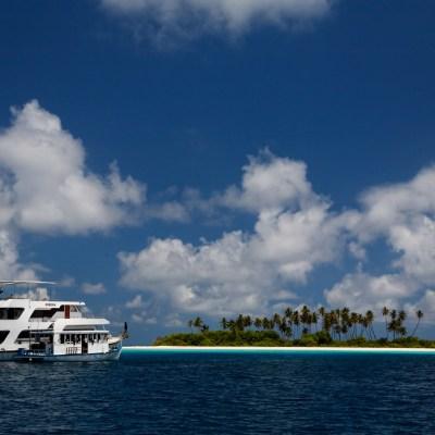 RCF Vollcharter 2021 - Malediven erleben auf der Sheena