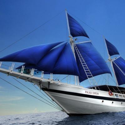 RCF Tauchertraum - Palau Siren Vollcharter 2023