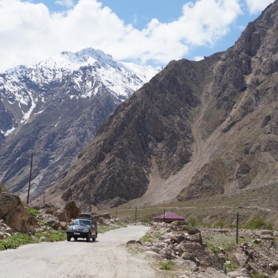 """Auf zum """"Pik Kommunismus"""" Tadschikistan - Expeditionsreise durchs Pamir"""