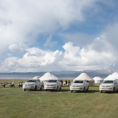 Entdeckungen entlang der Seidenstraße. Von Osh (Kirgistan) nach Ulaanbaatar (Mongolei)