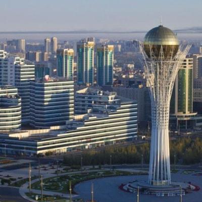 Durch ein unentdecktes Land. Kasachstan