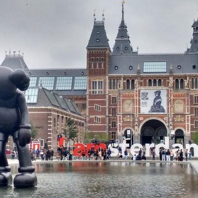 Amsterdam - coole Destination mit relaxten Gastgebern