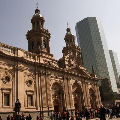 Santiago de Compostela - Pilger und Entdeckungen