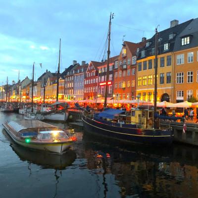 Rund ums Kattegat - das Leben meint es gut mit Dänen..und Schweden