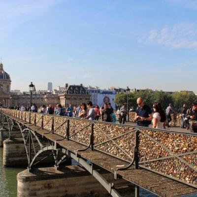 Paris – Sommerbrise an der Seine