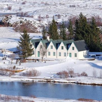 Die Magie des Winters in Islands Süden