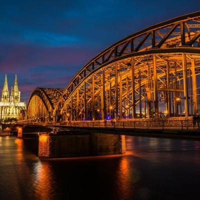 Vom Vater Rhein zur Mutter Isar - 6 Tage 1