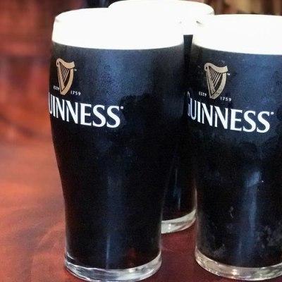 Auf ein Guinness nach Dublin