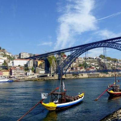 Portugal - An der Westküste von Nord nach Süd