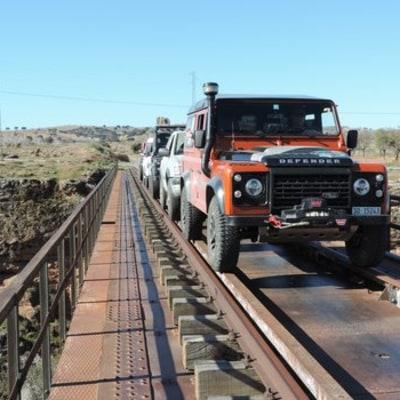 Offroad Abenteuer unter der Sonne der Sierra Nevada