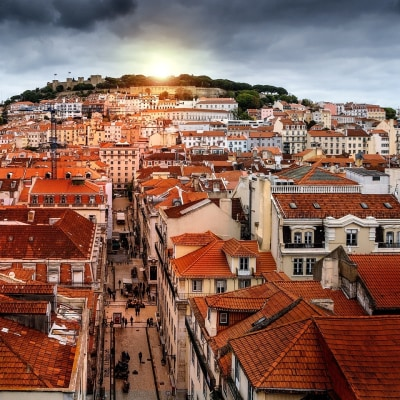 Lissabon - die authentische unter den Großen