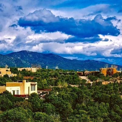 Santa Fe - das Paradies in der Einöde