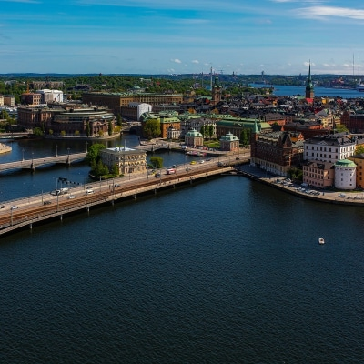 Stockholm aktiv und vegetarisch