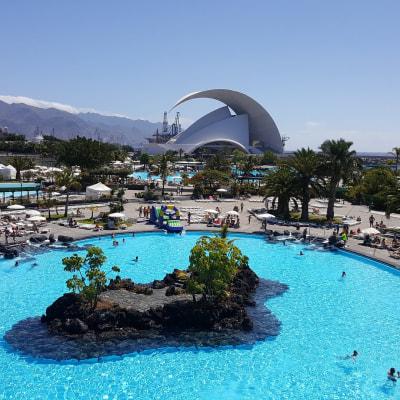 Santa Cruz de Tenerife - die spanischste Stadt Teneriffas