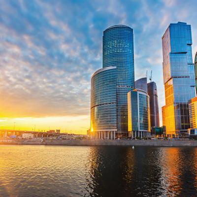 Moskau-St. Petersburg