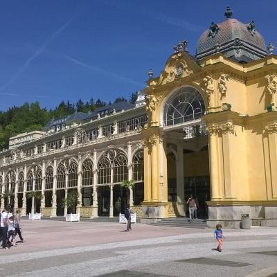 Kur und Erholung im tschechischen Marienbad