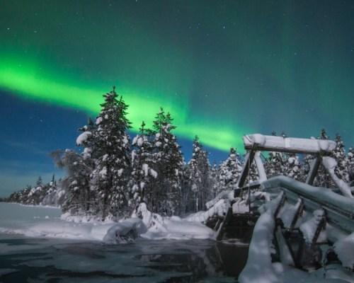 Familien-Tour Lappland