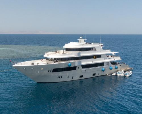 Red Sea Explorer Tauchsafari - jetzt mit bis zu 30% Rabatt!
