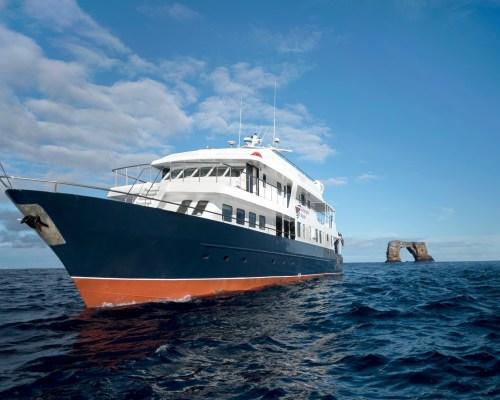 MV Galapagos Master