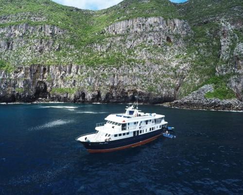 Galapagos RCF Vollcharter 2021 mit Anja!