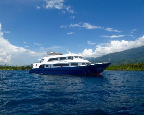 30 % Rabatt auf der Maluku Explorer, Tauchsafari Indonesien!