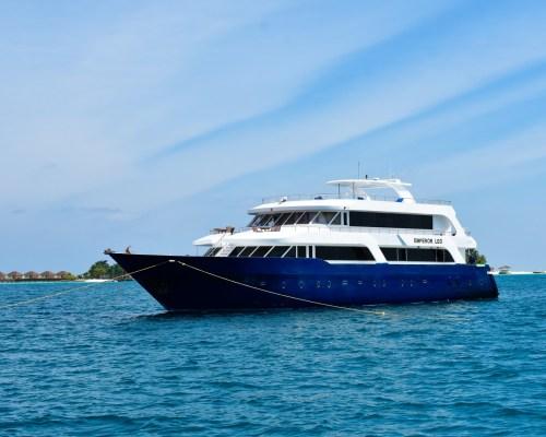Emperor & Reisecenter Federsee Malediven Charter 2021