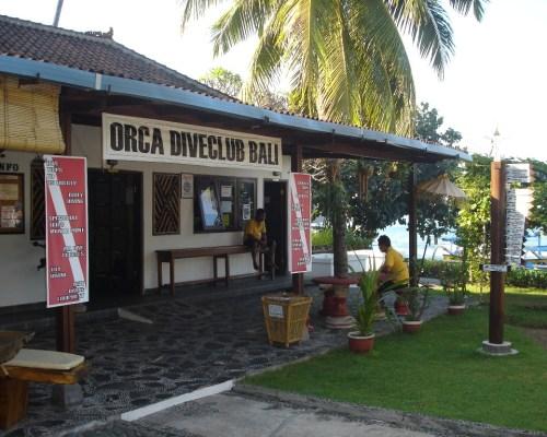 Orca Dive Club Bali